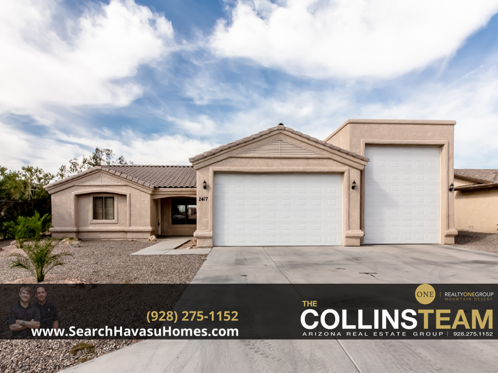 Lake havasu rv garage archives the collins team for House with rv garage for sale