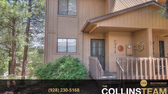 Flagstaff Elk Run Town Home for Sale