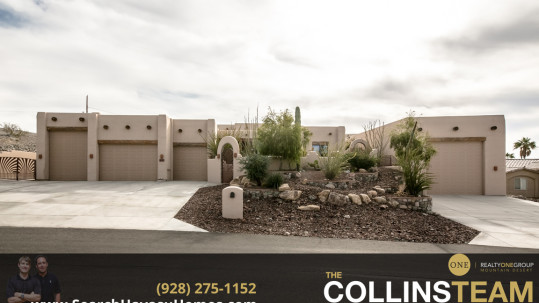 Luxury Lake Havasu Home with Guest House