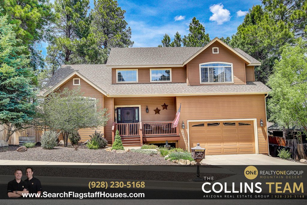 Foxwood home in flagstaff