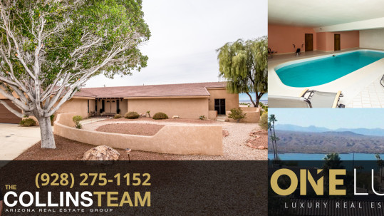 Lakeview Home in Lake Havasu w/ Indoor Pool
