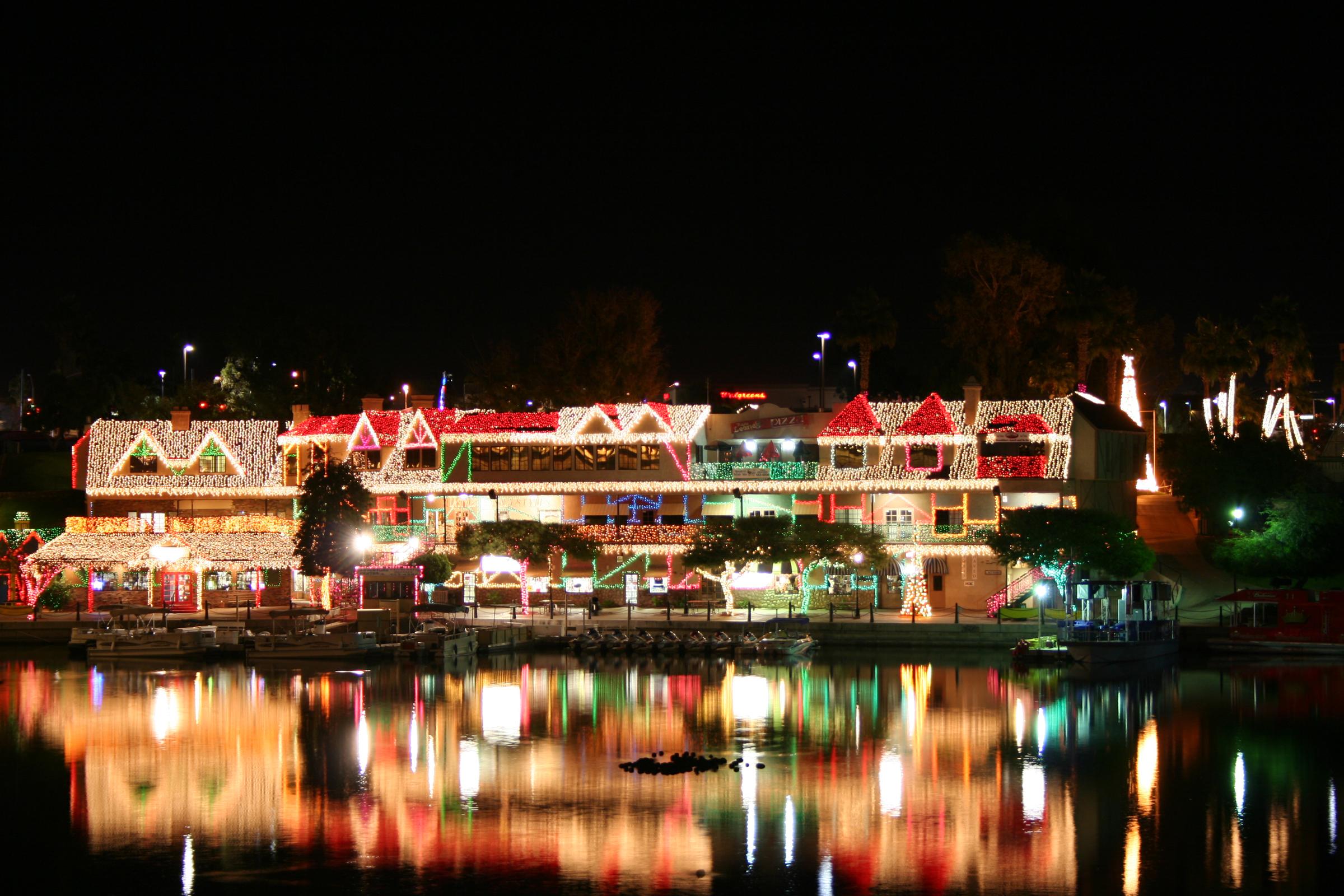 Lake Havasu Festival of Lights