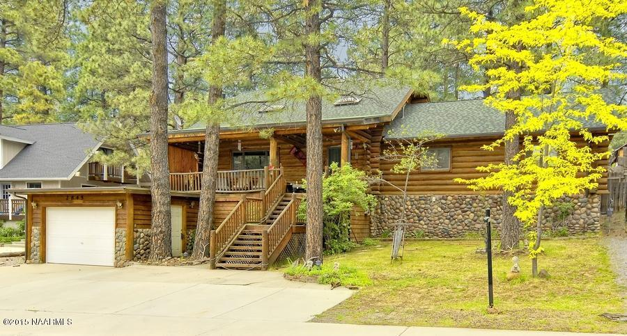 cabins for sale in flagstaff