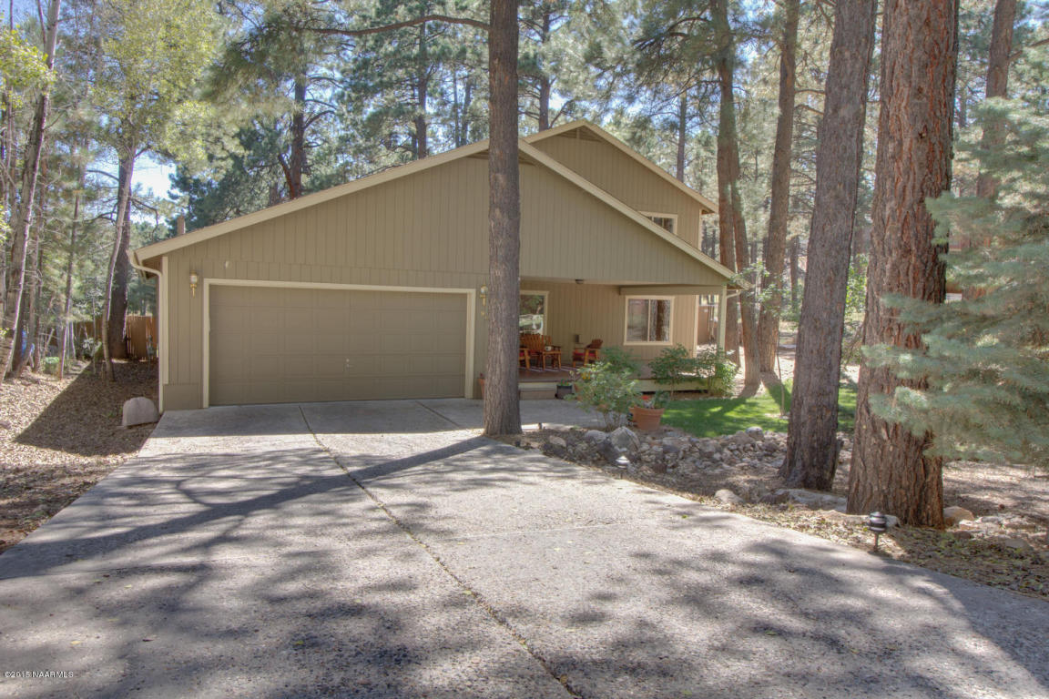 Ponderosa Trails Flagstaff Homes For Sale
