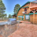 Luxury Cabin Style Home in Williams