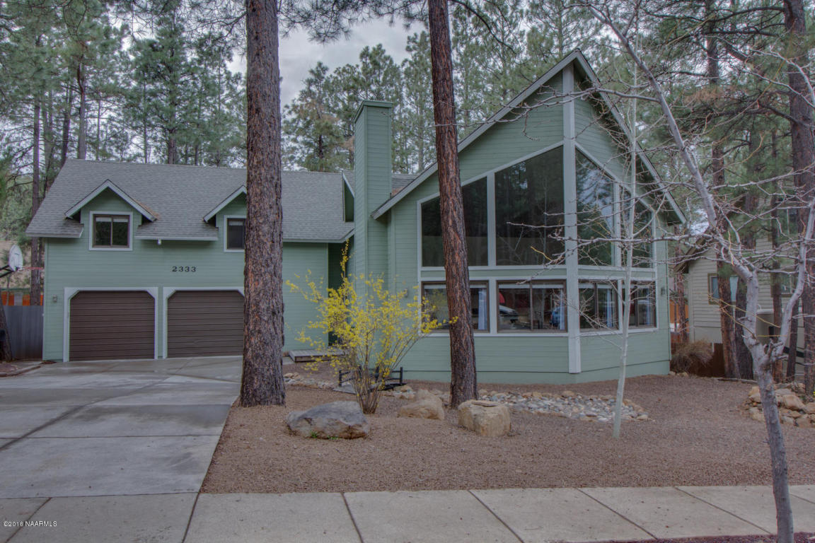 Luxury Flagstaff Home in Cheshire Foothills