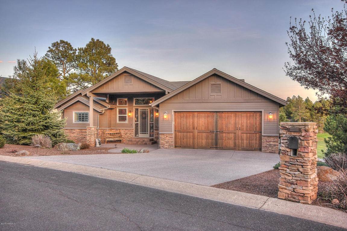 Flagstaff Golf Course Homes