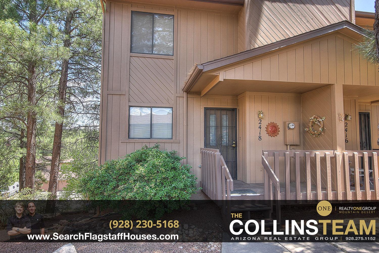 Flagstaff Elk Run Town Home for Sale