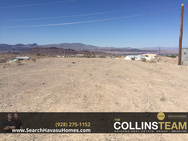 Lake View Havasu Lot for Sale