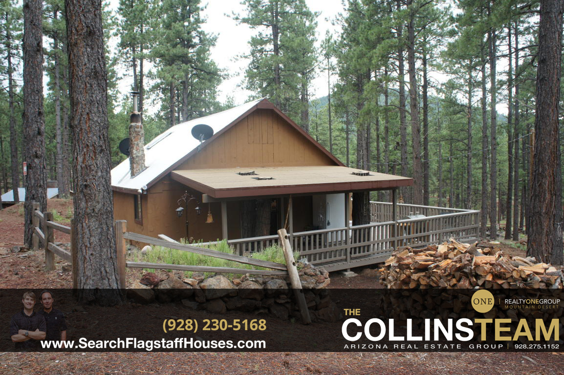 arizona mountain sale lodging for in pines cabins and the cabin inn flagstaff