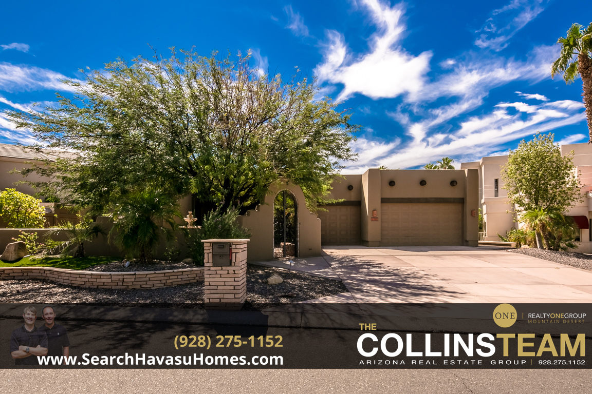 Lake Havasu City Luxury Golf Course Home