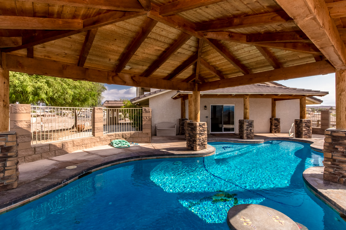 Lake Havasu City Luxury Pool Home 3640 Amberjack Bay W