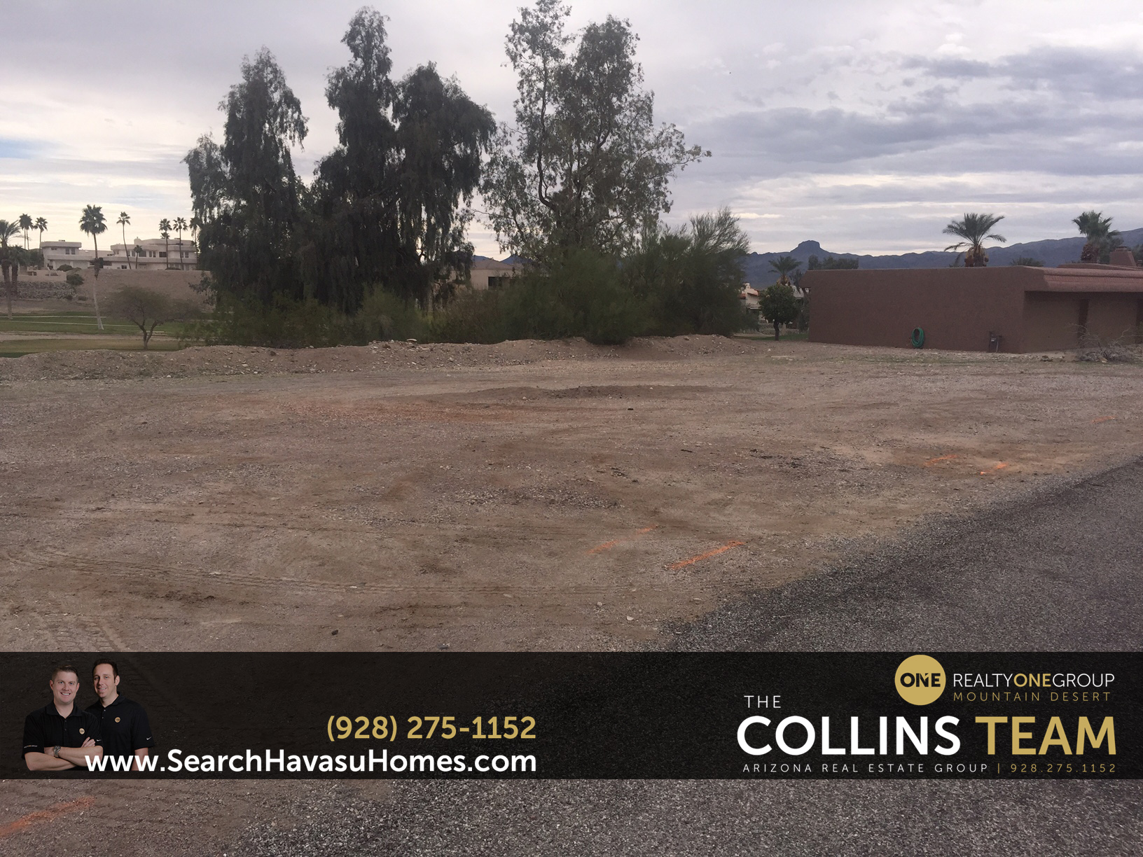 Lake Havasu City Fairway Lot