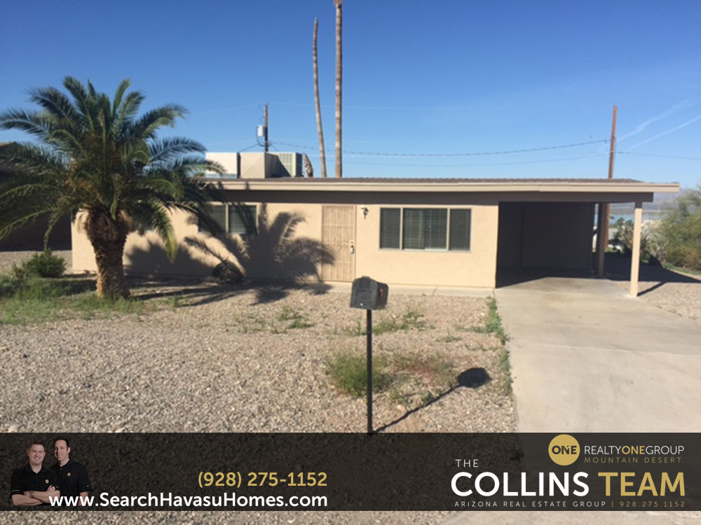 Affordable Lake Havasu City Lake View Home