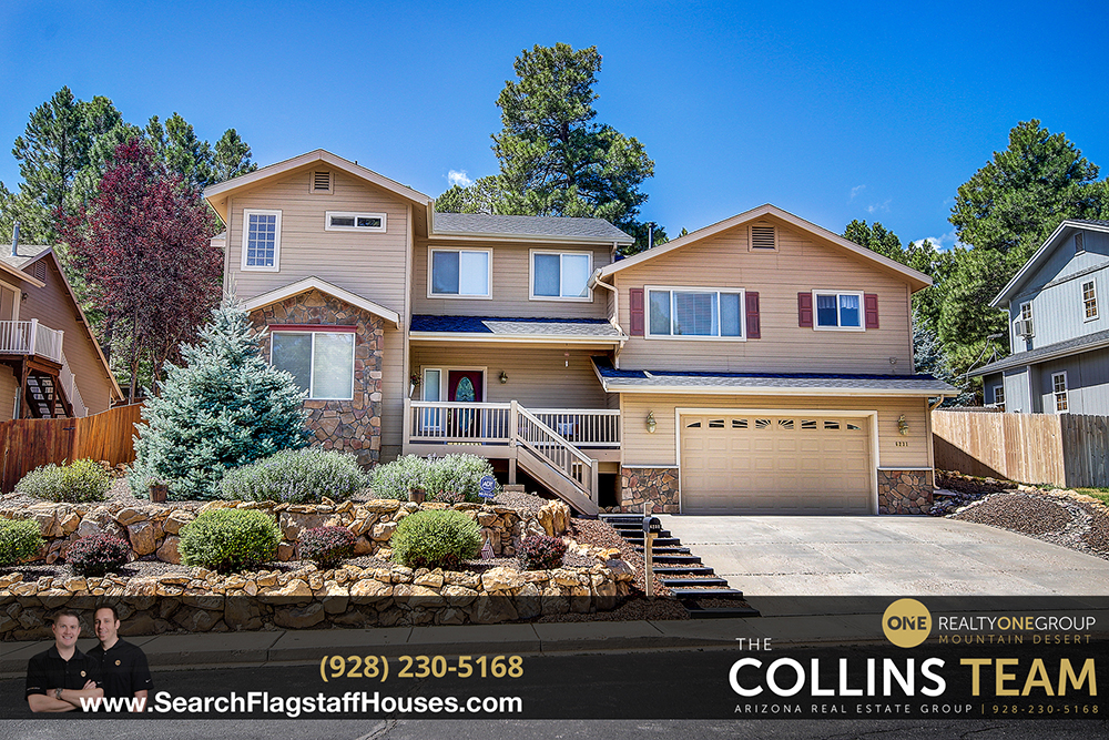Homes in Walnut Ridge Flagstaff