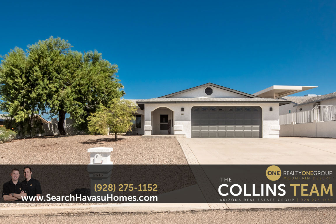 Lake Havasu Home with Gated Pool & RV Carport