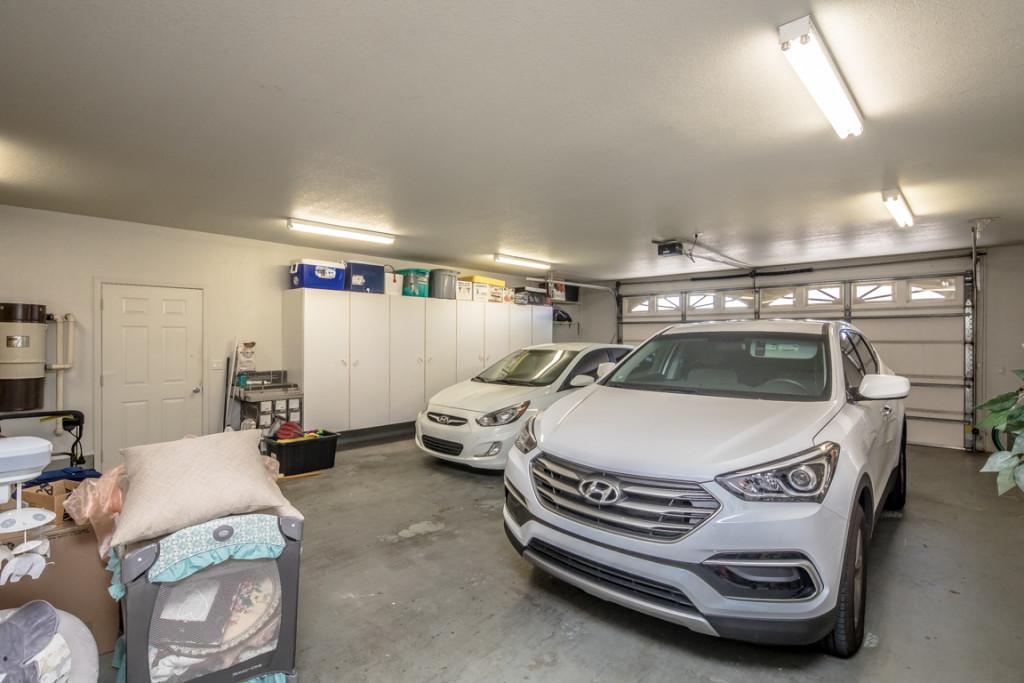 Havasu double boat deep garage