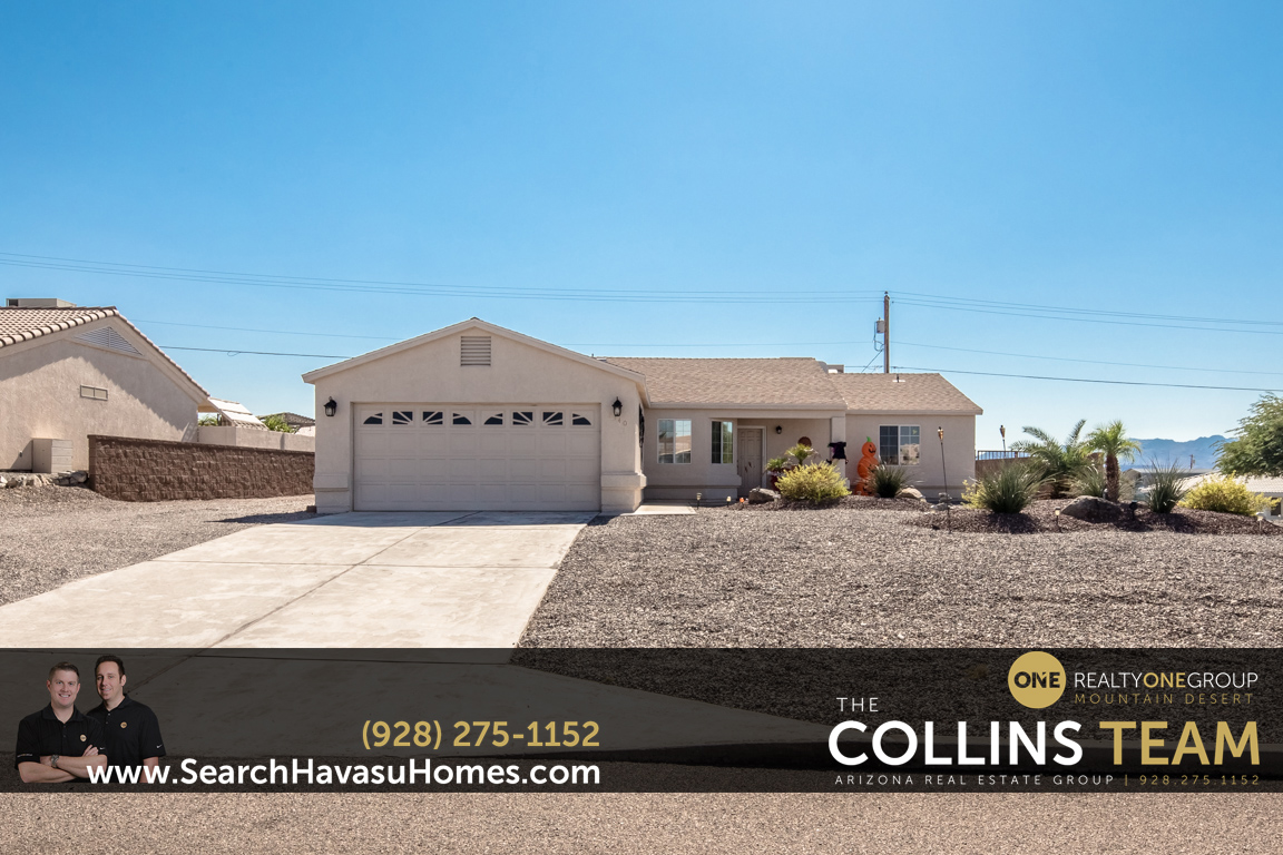 Turn Key Lake View Home in Lake Havasu City