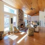flagstaff luxury fireplace
