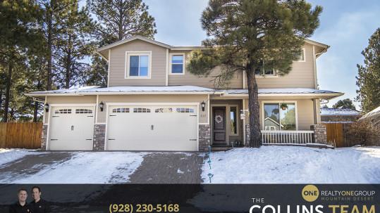 Flagstaff Ponderosa Trails Homes for Sale