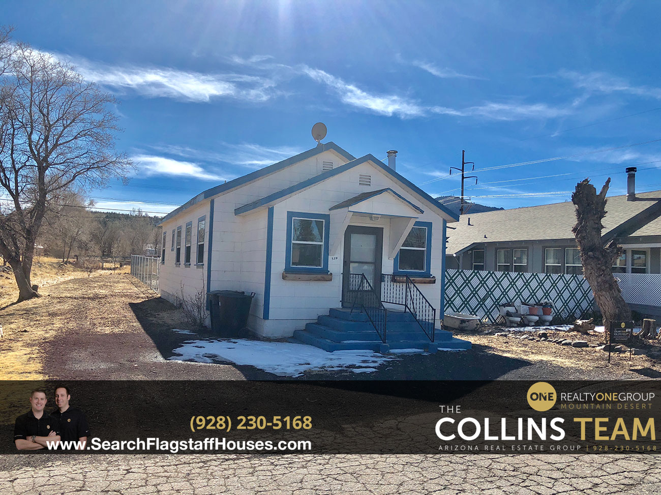 Flagstaff Tiny Home in Williams AZ