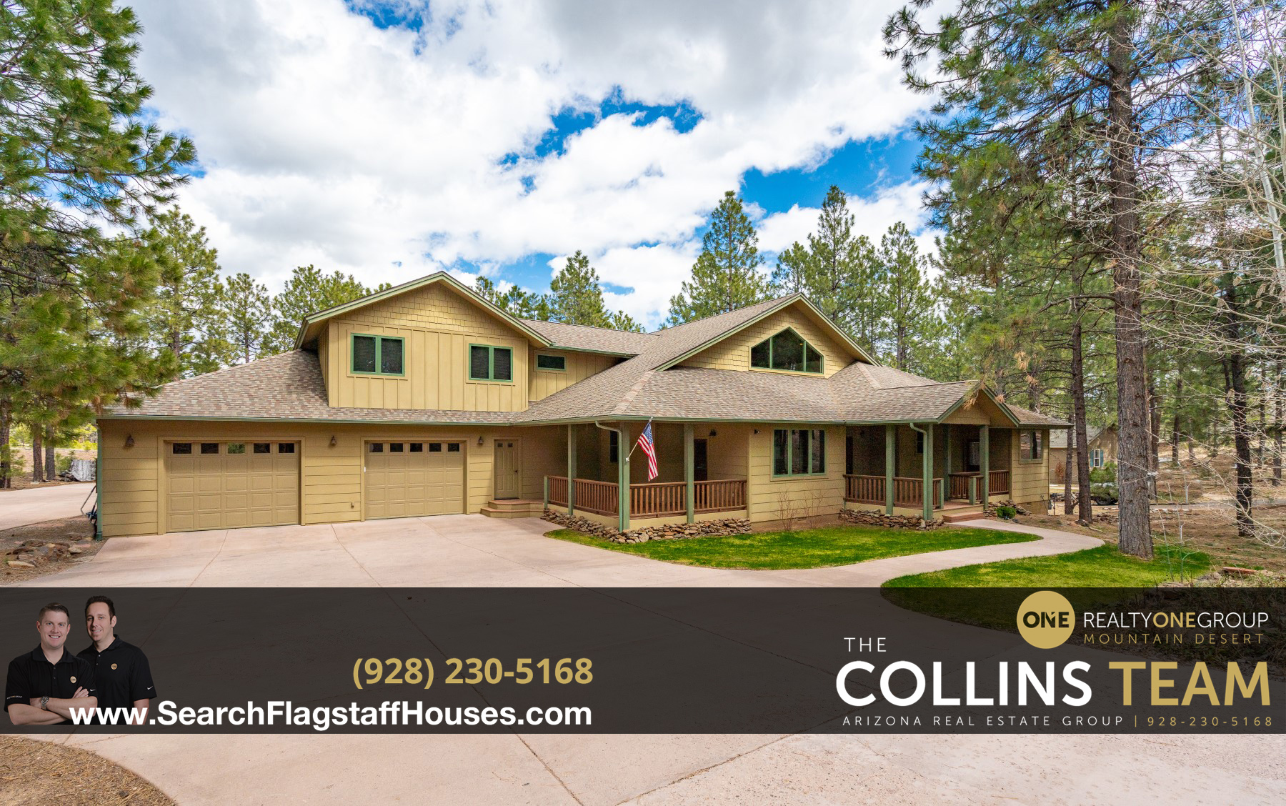 Westwood Estates Home for Sale in Flagstaff