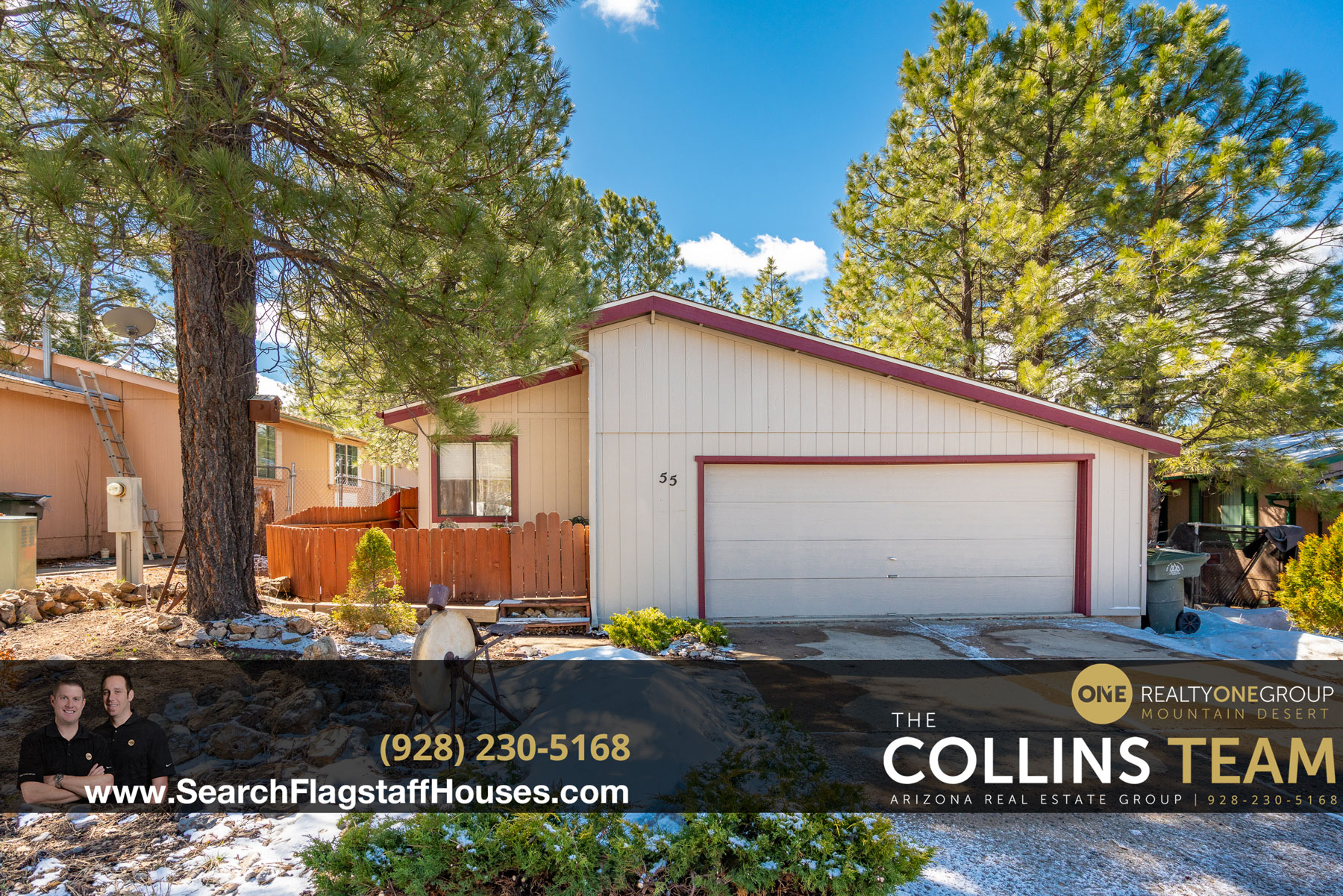 Lake Mary Estates Home in Flagstaff - 55 E Camille Dr, Flagstaff, AZ 86005